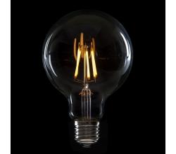 Bombilla de LEDs Filamento Vintage G95 E27 6W 600Lm Isla [WO-LF-G95-E27-6W-WW]