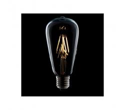 Bombilla Filamento LED E27 4W 380Lm 30.000H JTX-ST64DH42-WW