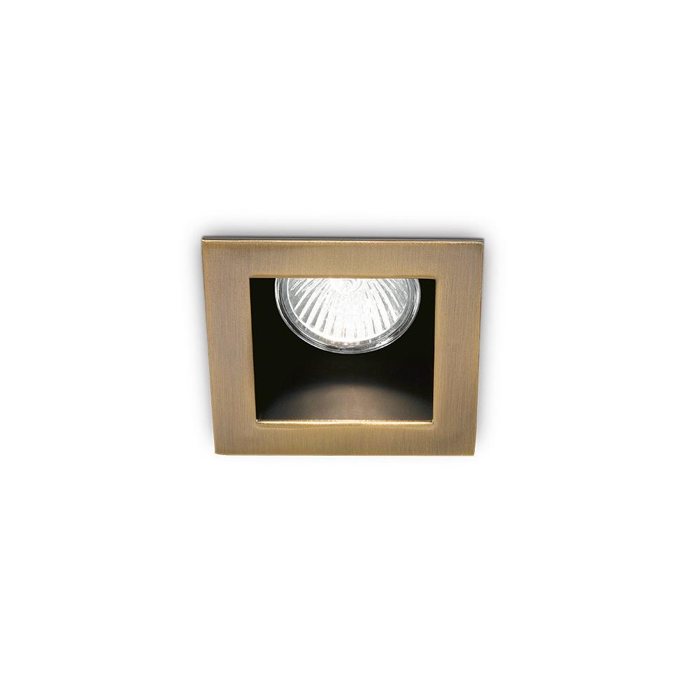 Luminaria Empotrada FUNKY GU10 1 Luz  (Sin Bombilla) [I-L-83247]