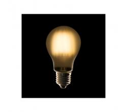 Bombilla Filamento A60 LED E27 6W 660Lm Opal 40.000H