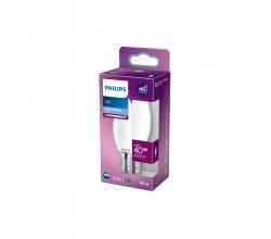 Bombilla LED Philips E14 B35  4.3W 470Lm 6500K [PH-929002249655]