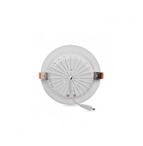 Downlight Circular 12W  Samsung LED 90Lm/W UGR19  [HO-DL-SAM1-12W-CW]