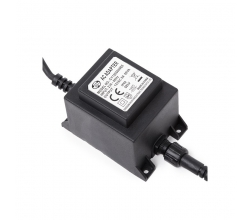 Transformador LED 60W 230VAC/12VAC Sumergible IP68